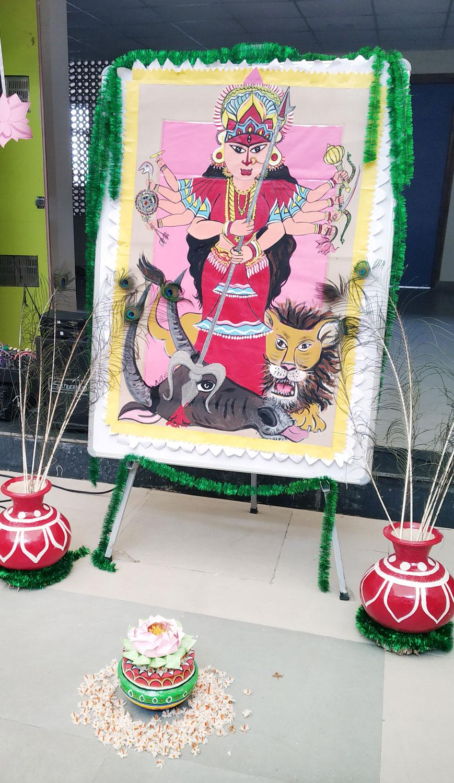 Durga Puja Celebration 2019-20