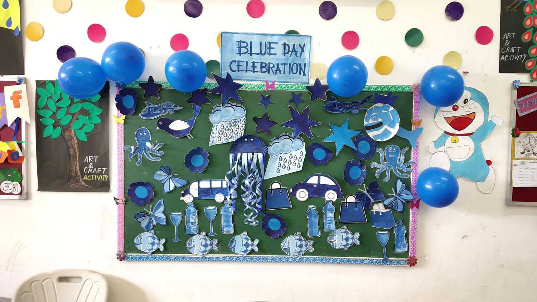 Blue Day Celebration 2019-20