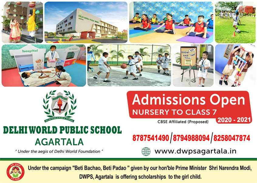 Admissions for 2020-21