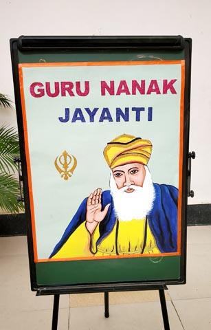Guru Nanak Jayanti Observance 19-20