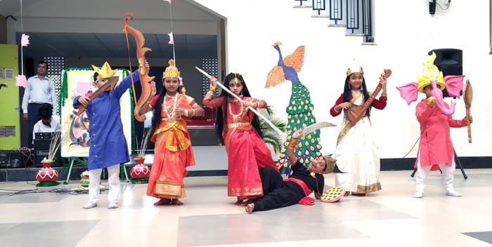 Pre Durgapuja Celebration 19-20