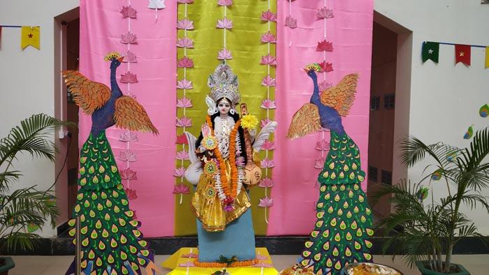 Saraswati Puja Celebration 19-20