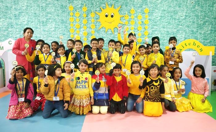 Yellow Day 19-20